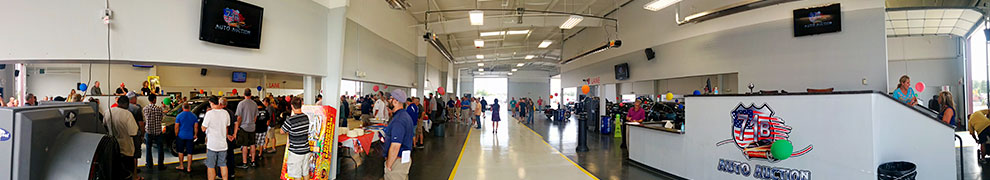 Auto Auction in NWA